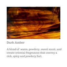 Load image into Gallery viewer, CANDLE - DARK AMBER - soufflegrooming