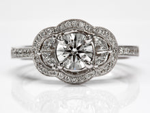 Load image into Gallery viewer, Perfect Engagement Style Seng Firey Diamond™ Ring