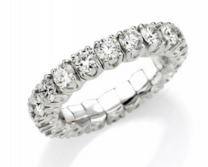 Picchiotti Xpandable Diamond Eternity Band RD60