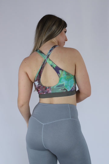 Yoga-Bra MILA Citybloom