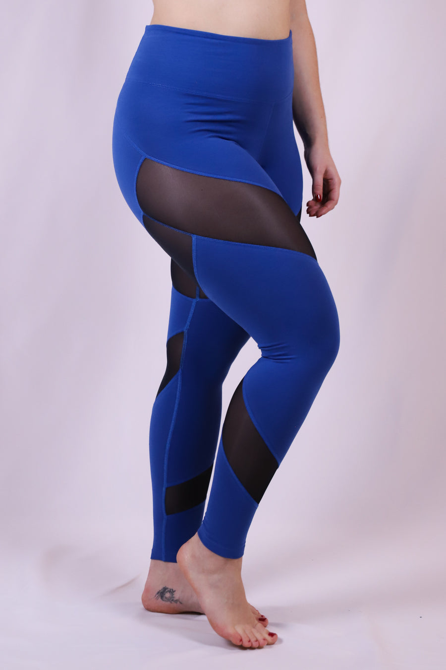 Energy Leggings Classic Blue