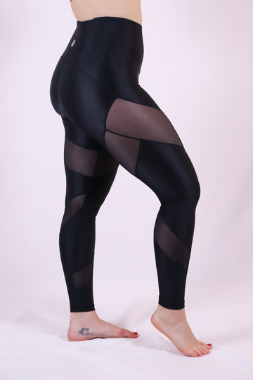 Energy Leggings Nero