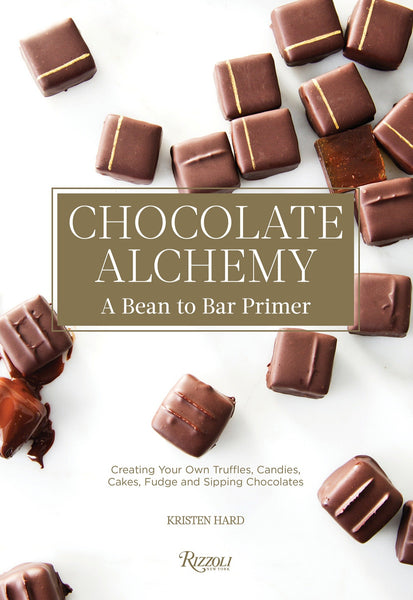 CHOCOLATE ALCHEMY BOOK