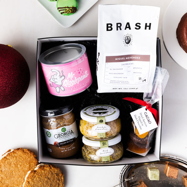 """Local Items we Love"" Gift Box"