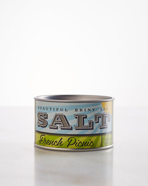 French Picnic Sea Salt