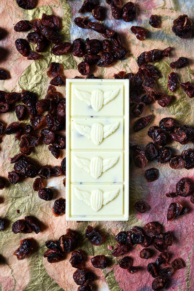 White Chocolate Berries & Cream Bar