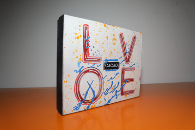 LIMITED EDITION - HAND PAINTED BOX OF LOVE