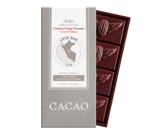Peru, Chulucanas Cranberry 75 Limited Edition
