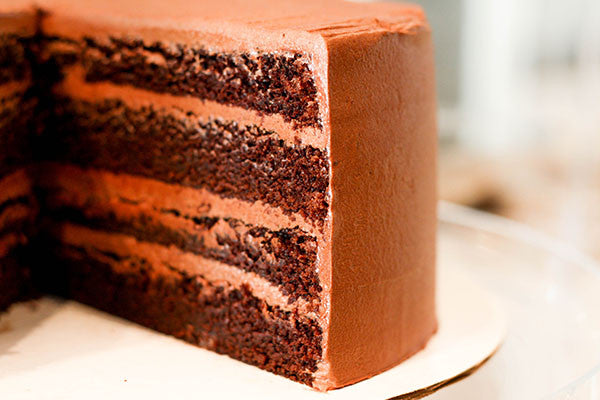 Our Famous Chocolate Cake