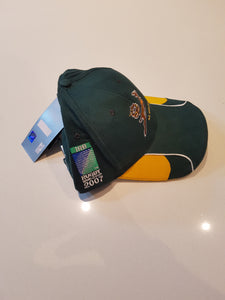 Springbok Rugby Cap - Limited Commemorative Edition - gr8sportskits