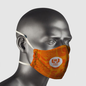 Mask Reusable Cloth branded in your full colour design - gr8sportskits