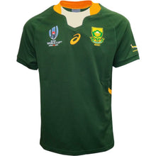 Load image into Gallery viewer, Springbok Mens Jersey RWC 2019 - Official