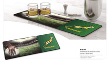 Load image into Gallery viewer, Springbok Manoeuvre Desk Mat & Bar Mat - gr8sportskits