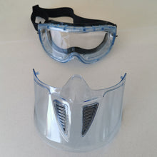 Load image into Gallery viewer, Mouth Shield incl Maxvision Googles - gr8sportskits