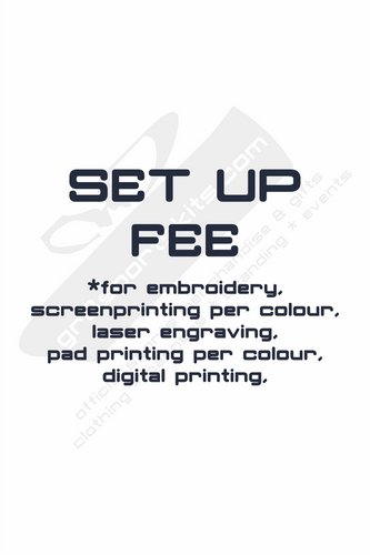 Printing - Set Up Fee - gr8sportskits