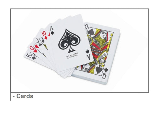Playing Cards - gr8sportskits
