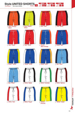 Load image into Gallery viewer, Shorts United Style - Soccer / Hockey (R60 each) - gr8sportskits