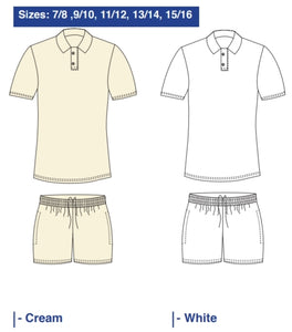 Cricket Shirt & Shorts Set - gr8sportskits