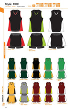 Load image into Gallery viewer, Netball / Hockey Fire Kit - gr8sportskits
