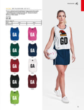 Load image into Gallery viewer, Bibs Netball BRT - set of 7 - gr8sportskits