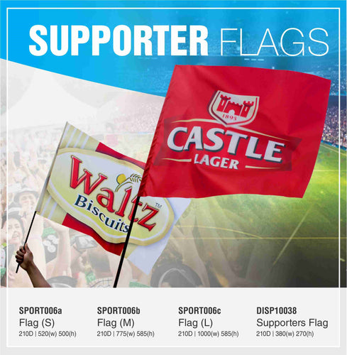 Flag Supporters - gr8sportskits