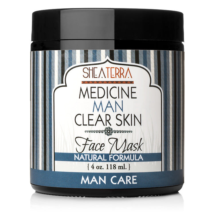 Medicine Man Clear Skin Face Mask (4 oz.)