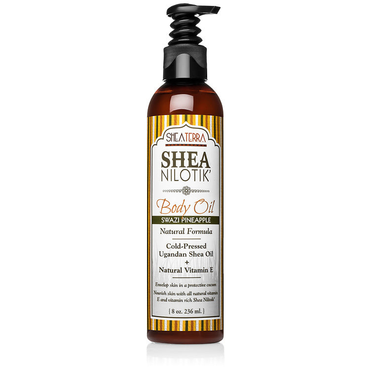 Shea Nilotik' Body Oil FRAGRANCE FREE
