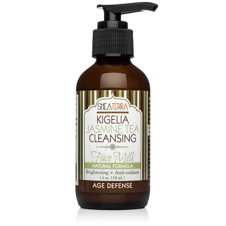 Kigelia Jasmine Green Tea Cleansing Face Milk (4 oz.)