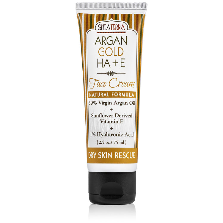 Argan Gold HA + E Face Cream (2.5 oz.)