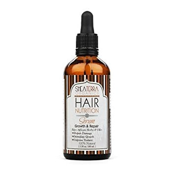 Hair Nutrition Hot Oil Growth & Repair Treatment