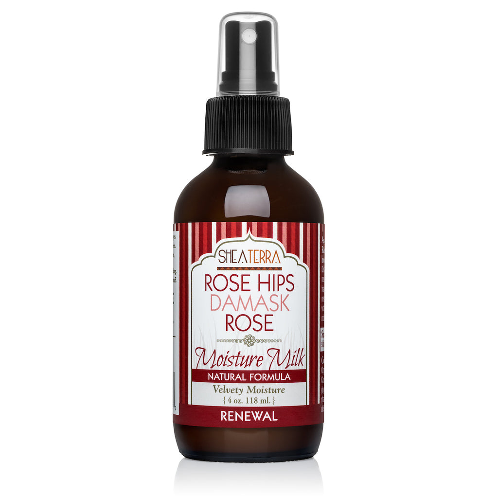 Rose Hips Damask Rose Moisture Milk (4 oz.)