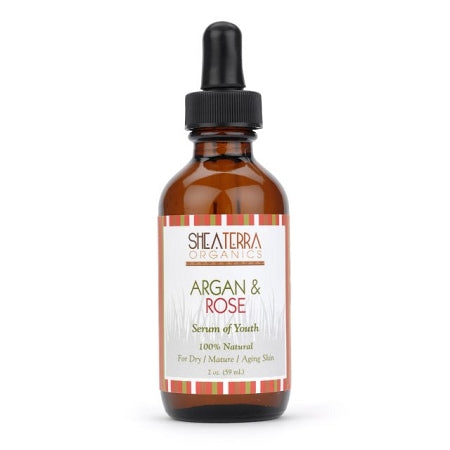 Argan & Rose Complex Facial Serum