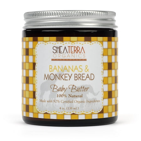 NEW Bananas & Monkey Bread Baby Butter (6 oz.)