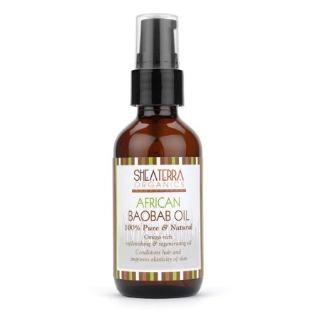 Baobab Oil Trial Size 0.25 oz (100% Pure Organic, Cold Pressed)