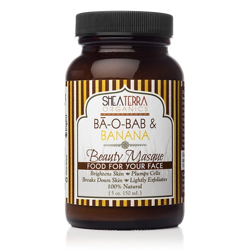 Baobab & Banana Beauty Masque