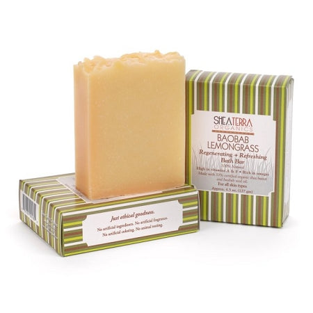 MONGONGO BANANA SOAP BAR