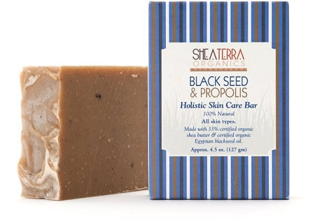 Blackseed & Propolis Holistic Skin Care Bar
