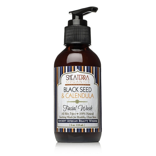 Black Seed & Calendula Facial Wash