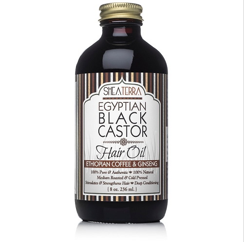 Egyptian Black Castor Oil (ETHIOPIAN COFFEE GINSENG)
