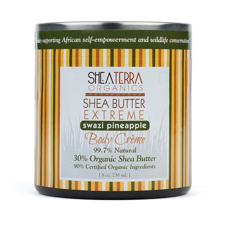 Shea Butter Extreme Creme (8 oz.) Swazi Pineapple