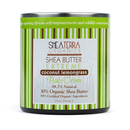 Mini Shea Butter Extreme Creme COCONUT LEMONGRASS 1oz