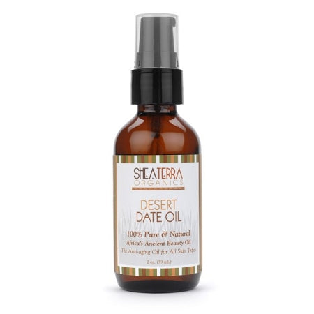 Desert Date Oil: Africa's Ancient Beauty Oil 2oz