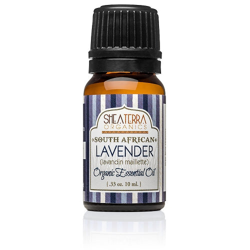 South African Lavender Maillette Essential Oil (Certified Organic)