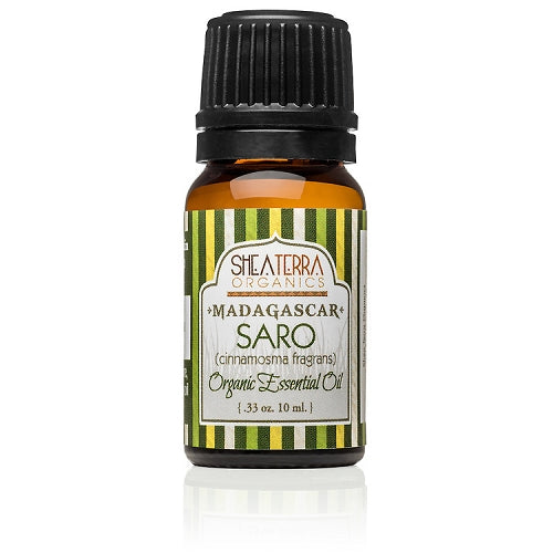 Madagascar Saro Essential Oil (Certified Organic)