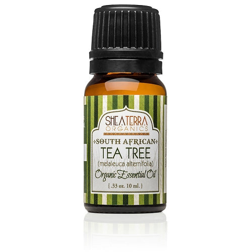 South African Tea Tree Essential Oil (Certified Organic)