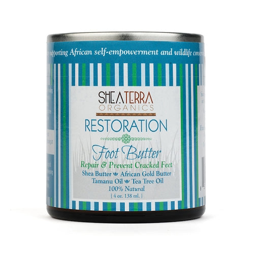 Foot Rituals Restoration Butter size: 4 oz.