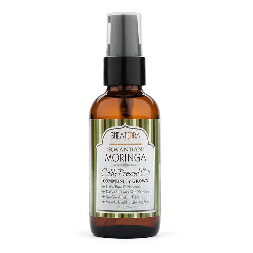 NEW Moringa Oil (Cold Pressed Extra Virgin) 2oz