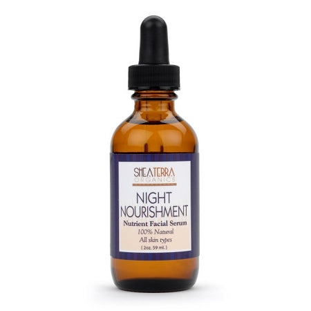 Night Nourishment Nutrient Facial Serum 2 oz