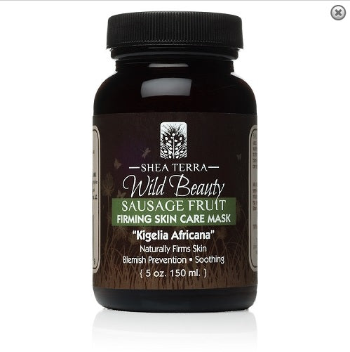 Wild Beauty Sausage Fruit Firming Skin Care mask 5oz