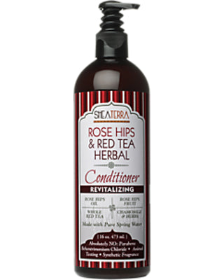 Rose Hips & Red Tea Herbal Shampoo